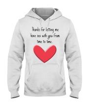 Funny Gifts Hooded Sweatshirt thumbnail