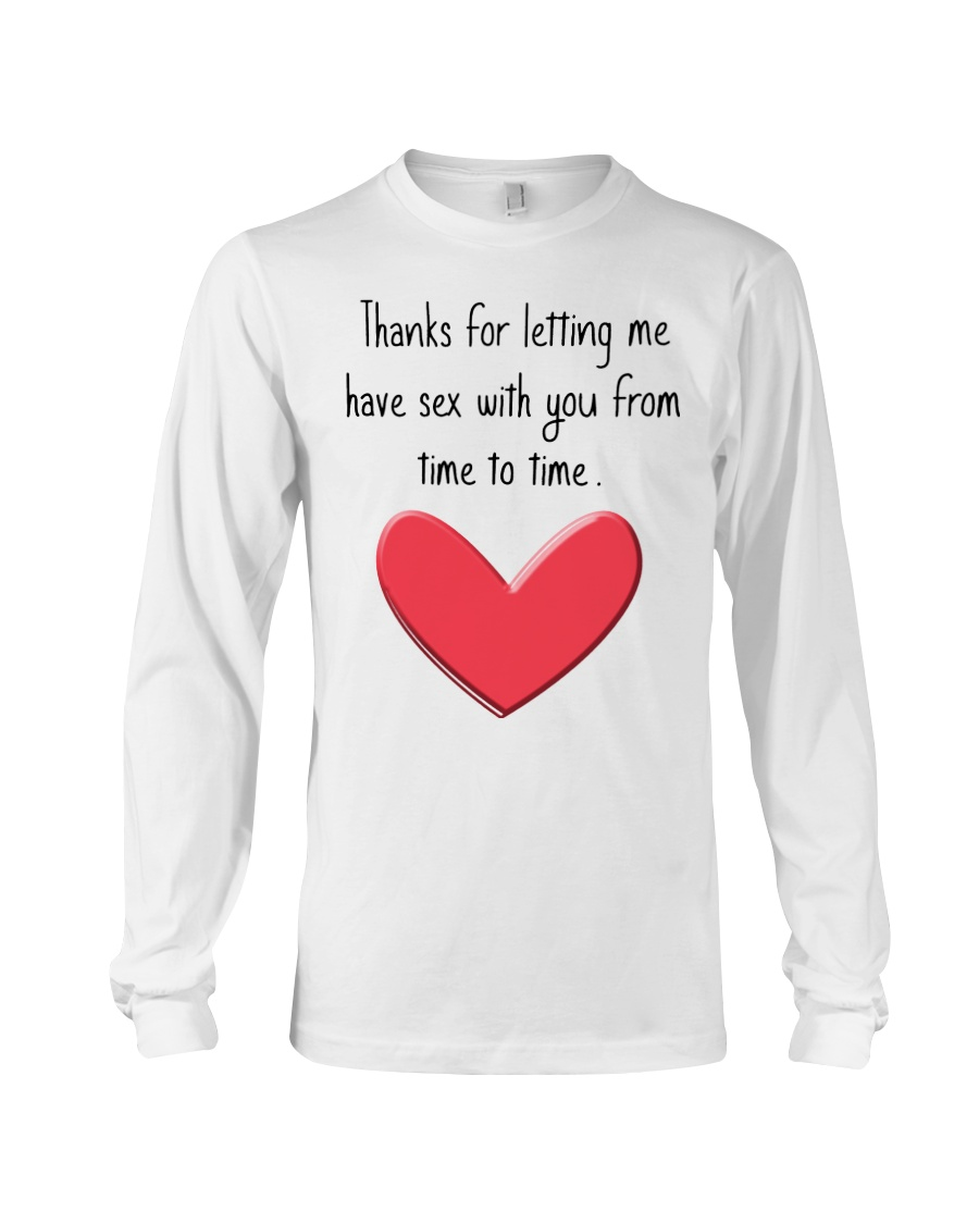 Funny Gifts Long Sleeve Tee