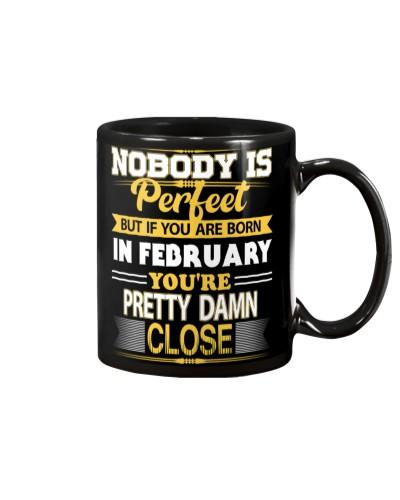 Born in February