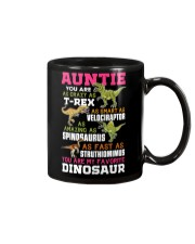 Auntie - You are my Favorite Dinosaur Mug thumbnail