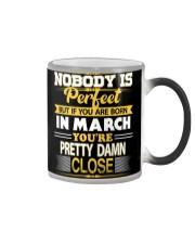 Born in March Color Changing Mug thumbnail