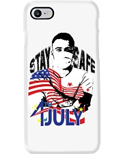 4THOFJULY-INDEPENDENCE DAY- STAY HOME -SHIRTS Phone Case thumbnail
