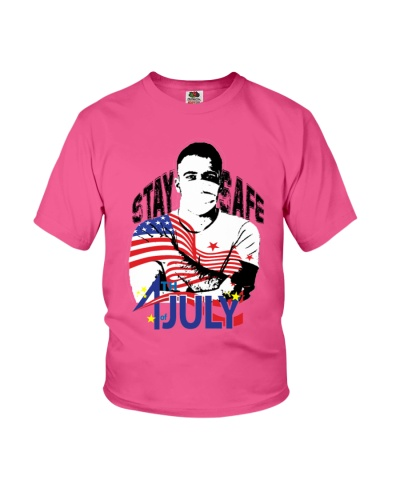 4THOFJULY-INDEPENDENCE DAY- STAY HOME -SHIRTS