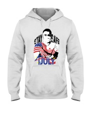 4THOFJULY-INDEPENDENCE DAY- STAY HOME -SHIRTS Hooded Sweatshirt thumbnail