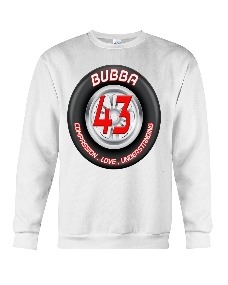 bubba Wallace 43 unisex short sleeve t shirt Crewneck Sweatshirt