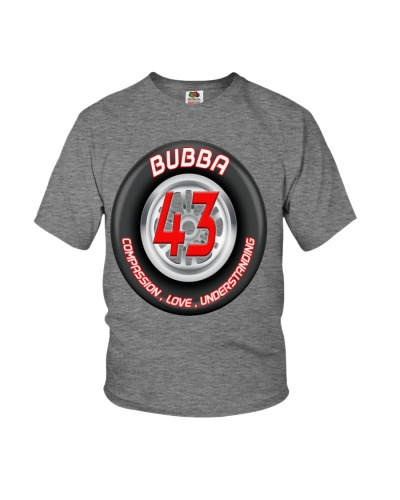 bubba Wallace 43 unisex short sleeve t shirt