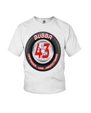 bubba Wallace 43 unisex short sleeve t shirt Youth T-Shirt thumbnail