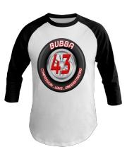 bubba Wallace 43 unisex short sleeve t shirt Baseball Tee thumbnail