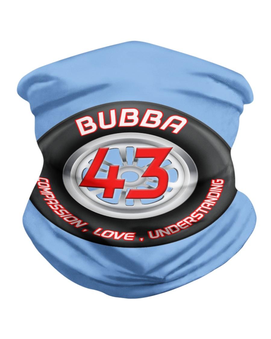 bubba Wallace 43 unisex short sleeve t shirt Neck Gaiter