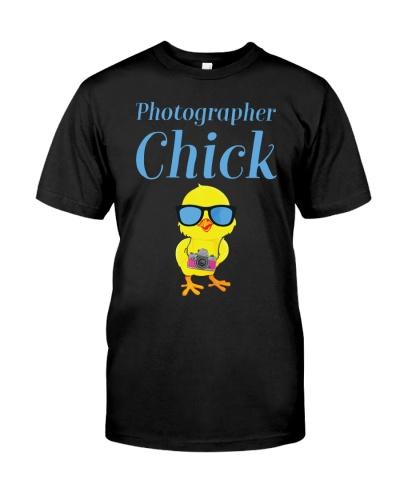 Photographer Chick
