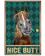 Horse Girl Nice Horse 11x17 Poster front