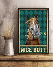 Horse Girl Nice Horse 11x17 Poster lifestyle-poster-3