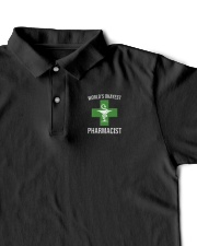 World's okayest pharmacist Classic Polo garment-embroidery-classicpolo-lifestyle-07