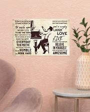 Pianist Today Is A Good Day 17x11 Poster poster-landscape-17x11-lifestyle-22