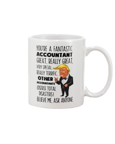 You're a fantastic Accountant
