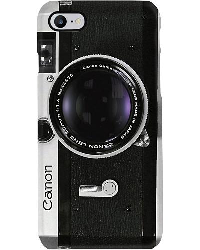 Photographer Vintage Canon Rangefinder