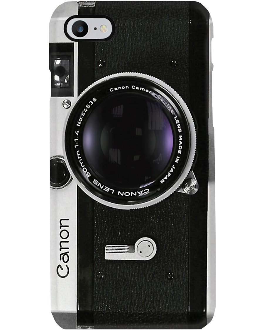 Photographer Vintage Canon Rangefinder Phone Case