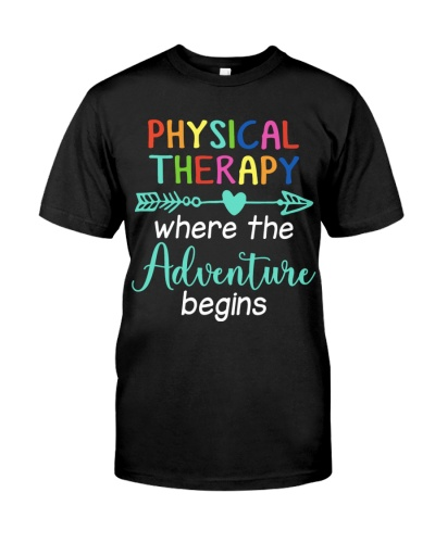 Physical Therapy Where The Adventure Begins