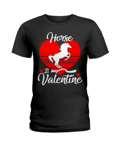 Horse Girl - Horse Is My Valentine