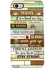 Teacher Today Is A Brand New Day Phone Case i-phone-7-case