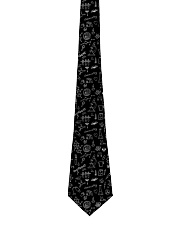 Chemist Gift Chemistry Icons Tie front
