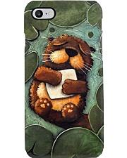 Otter Sleeping Phone Case i-phone-7-case
