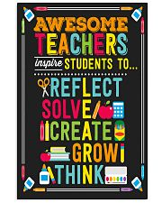 Awesome Teachers 11x17 Poster front