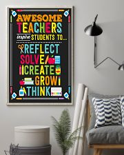 Awesome Teachers 11x17 Poster lifestyle-poster-1