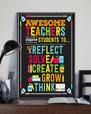 Awesome Teachers 11x17 Poster lifestyle-poster-2