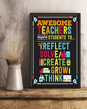 Awesome Teachers 11x17 Poster lifestyle-poster-3