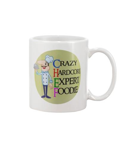 Chef Crazy Hardcore Expert Foodie