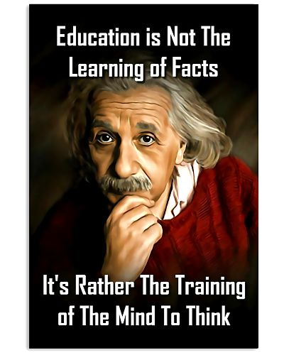 Science Education is not the learning of facts