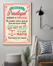 Always A Paralegal 11x17 Poster lifestyle-poster-1