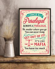 Always A Paralegal 11x17 Poster lifestyle-poster-3