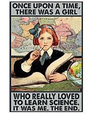 Science Girl 11x17 Poster front