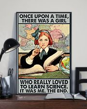 Science Girl 11x17 Poster lifestyle-poster-2