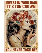 Hairdresser Hair Is The Crown  11x17 Poster front