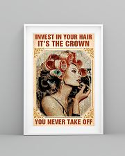 Hairdresser Hair Is The Crown  11x17 Poster lifestyle-poster-5