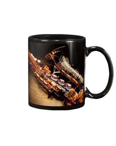 Saxophone Gift