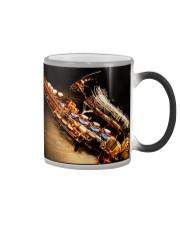 Saxophone Gift Color Changing Mug thumbnail