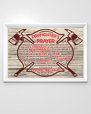 Firefighter When I am called to duty 36x24 Poster poster-landscape-36x24-lifestyle-02
