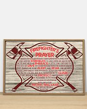 Firefighter When I am called to duty 36x24 Poster poster-landscape-36x24-lifestyle-03