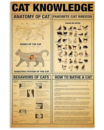 Veterinarian - Cat Knowledge