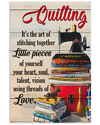 Stitching Together Quilting Sewing