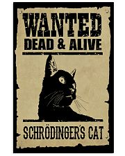 Science Wanted Dead And Alive  11x17 Poster front