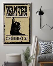 Science Wanted Dead And Alive  11x17 Poster lifestyle-poster-1