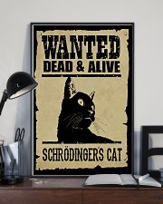 Science Wanted Dead And Alive  11x17 Poster lifestyle-poster-2