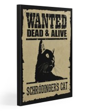 Science Wanted Dead And Alive  20x30 Gallery Wrapped Canvas Prints thumbnail