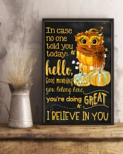 Teacher I Believe In You 11x17 Poster lifestyle-poster-3