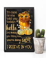 Teacher I Believe In You 11x17 Poster lifestyle-poster-8
